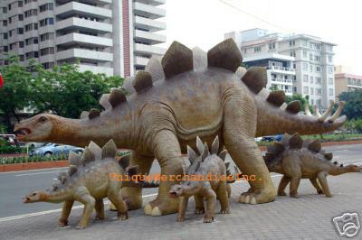 real life stegosaurus for sale in chicago spudart