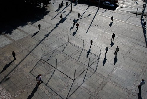 What would you do with 50 square meters of public space?