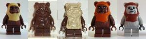 Monopolizing the LEGO Ewok minifig market