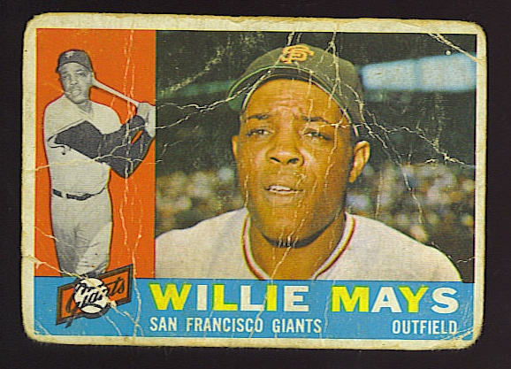 Baseball Cards That Are Well Worn Should Sell For More Than Mint
