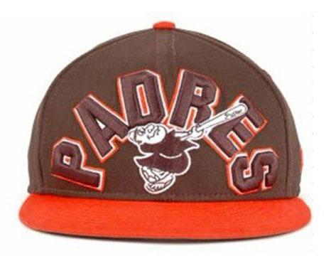 San Diego Padres stupid hat