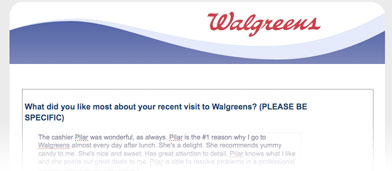 www.walgreenslistens.com survey