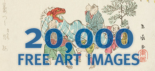 20 000 free art images from lacma spudart