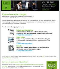 Quark email 4