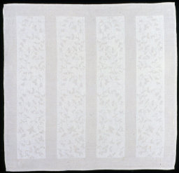 Napkin from the Linnelinjen (Linen Line),