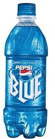 Pepsi Blue