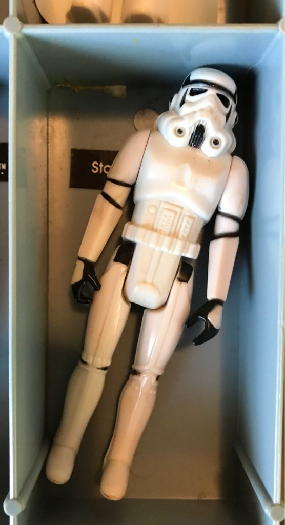 Stormtrooper robot?