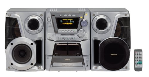 boombox of sammy sosa Panasonic SC-AK33