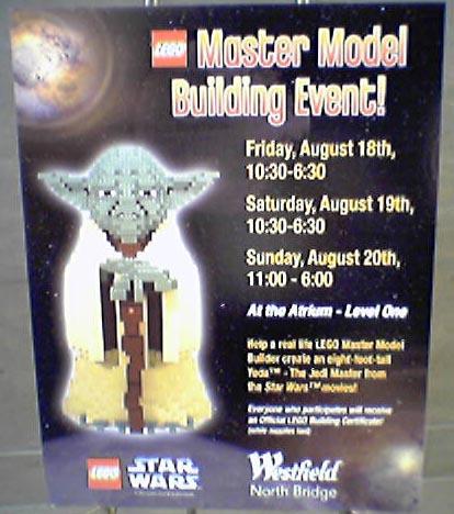 Master Model Building Event: Yoga