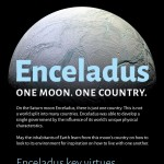 Preview of the infographic for the Enceladus fake country
