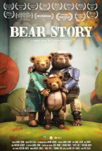 Bear Story: poster