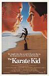 New Century Schoolbook used in Karate Kid poster
