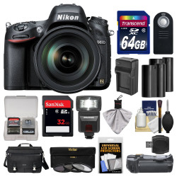 Nikon D610 best package deals