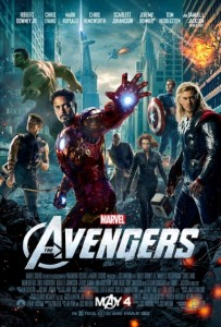 Marvel's The Avengers poster 2012