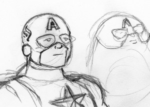 Captain America and Etym