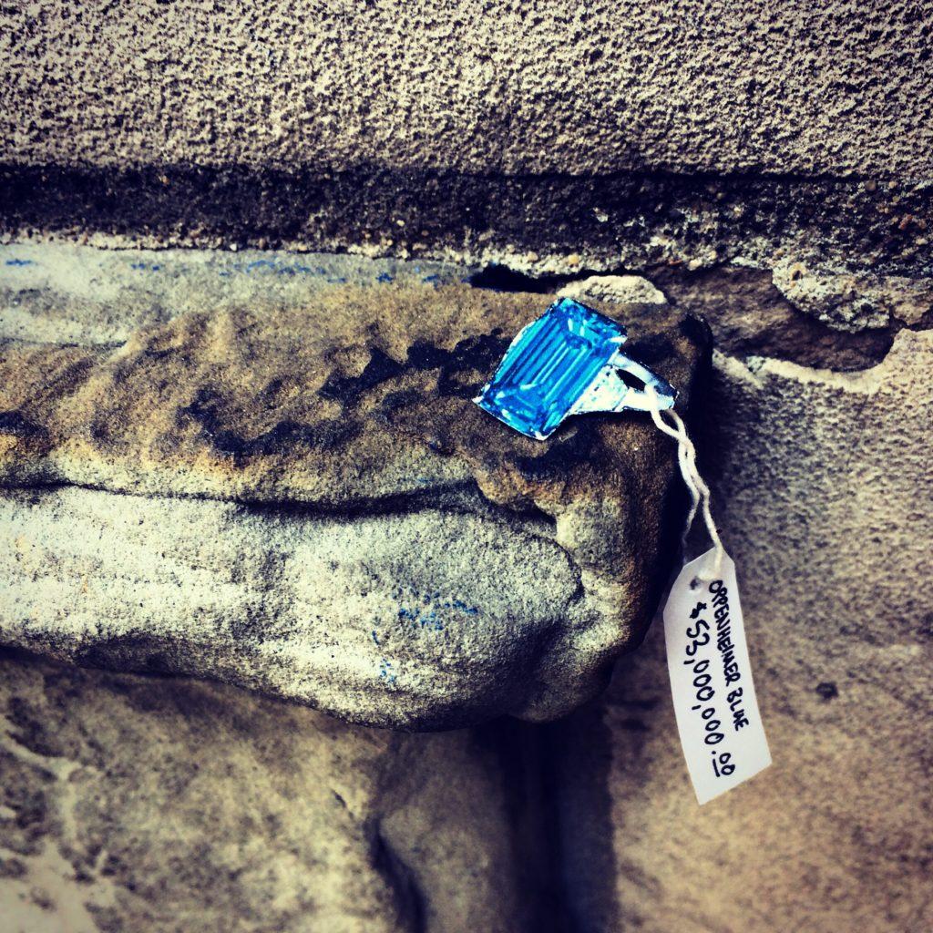 Oppenheimer Blue found! $53,000,000 price tag