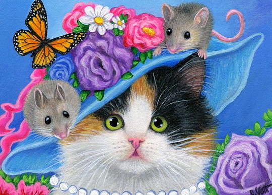 Bridget Voth: Miss Emily's Easter Bonnet