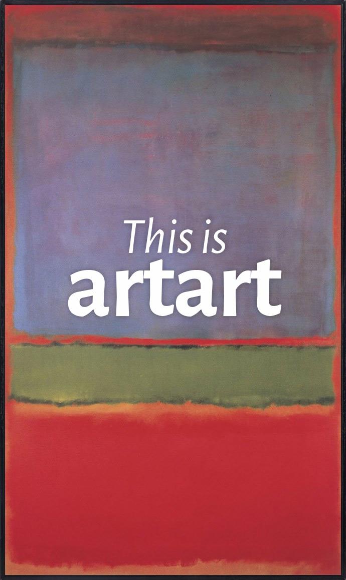 This is artart