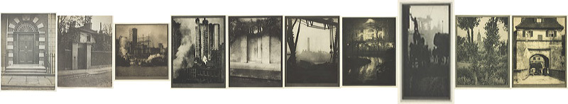 From the Art Institute collection: Alvin Langdon Coburn