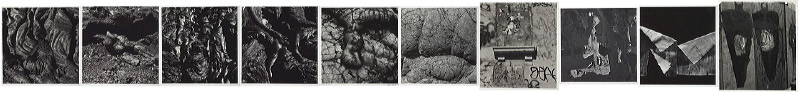 From the Art Institute collection: Aaron Siskind