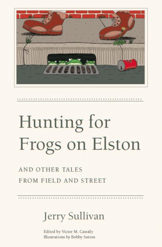 Hunting for Frogs on Elston
