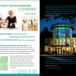 IWU Breakthrough recruiting viewbook: page 29 School of Art