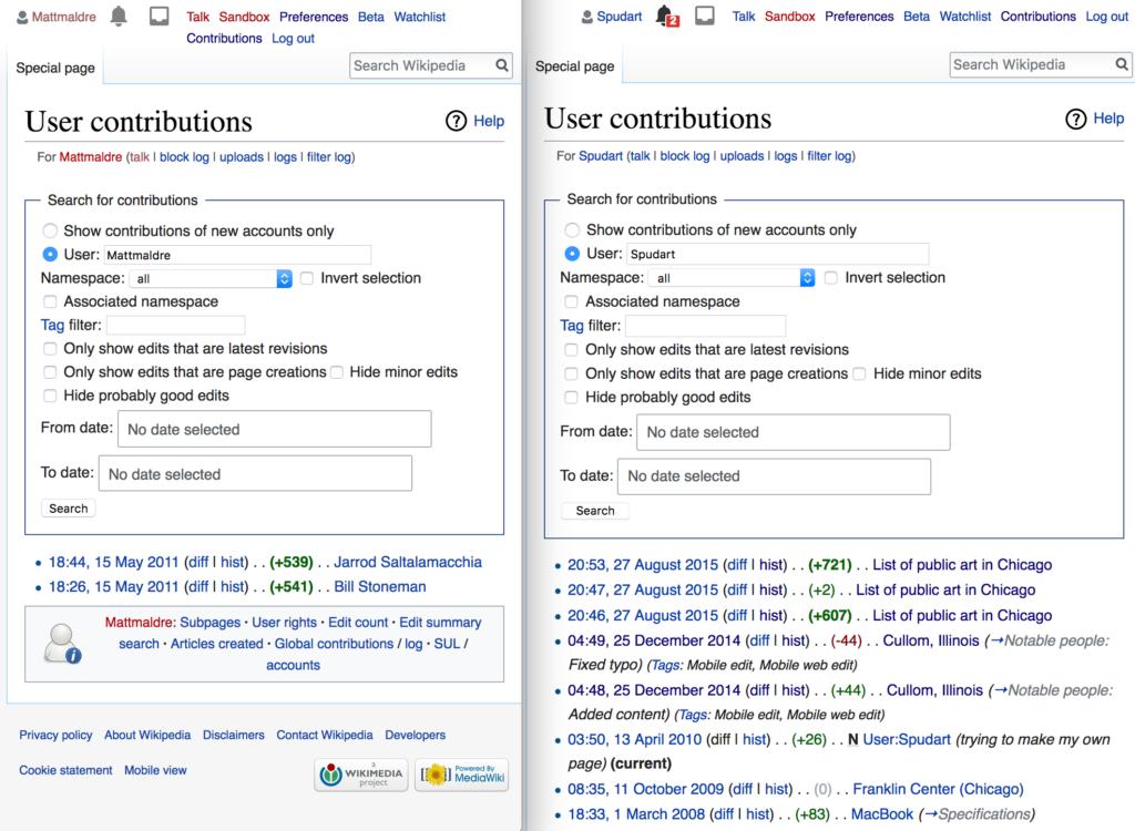 Wikipedia: mattmaldre or spudart