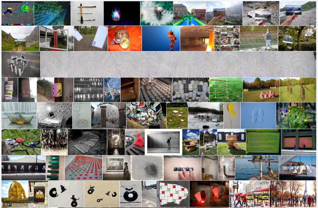 64 recent flickr favs