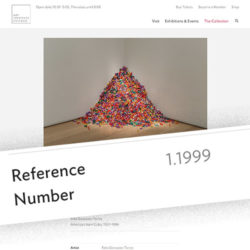 art-institute-candy-pile-reference-number-1999-square