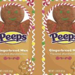 Peeps giant gingerbread men
