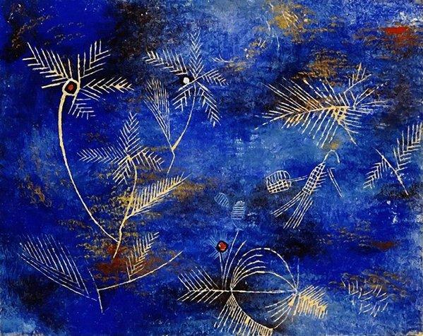 Fairy Tales by Paul Klee