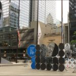Estonia exhibit in Chicago Daley Plaza: June 2-5, 2019