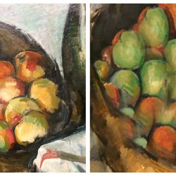 "Paul Cezanne, ""The Basket of Apples"", c. 1893"