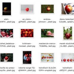 unsplash-apples