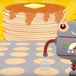 Memorizing Pancake Robot lyrics