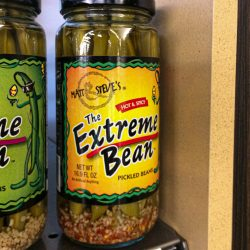 The Extreme Bean Pickled Beans (Hot & Spicty) by Matt & Steve's