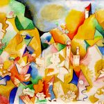 Uri Shulevitz paints like Kandinsky