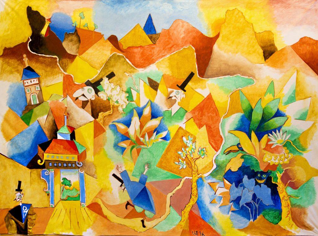 Fairy Tale 2 by Uri Shulevitz