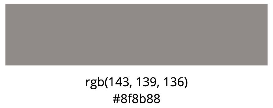 picasso snow color 8f8b88