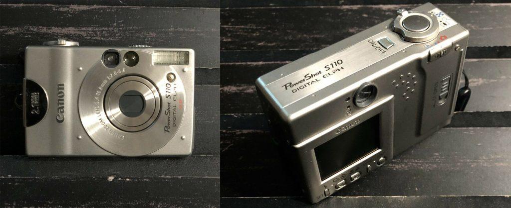 Canon PowerShot s110 2001