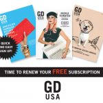 Free graphic design magazine 6x/year