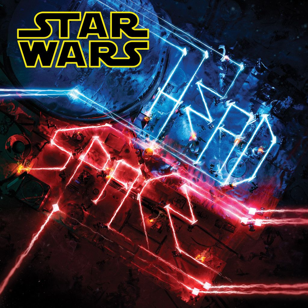 """Star Wars Headspace"" album cover"
