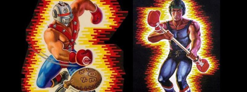 Rock Balboa G.I. Joe action figure