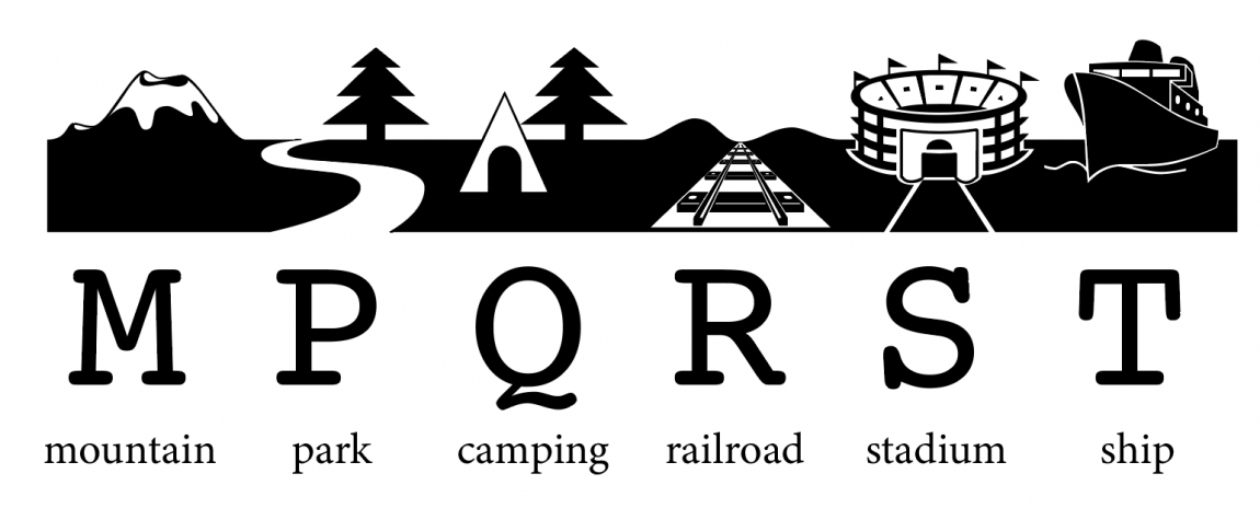 MPQRST becomes a another town in Wingdings